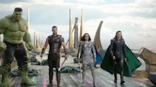How has 'Thor: Ragnarok' stacked up against other Marvel hits?