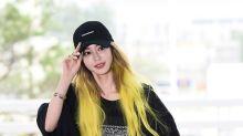 [MD PHOTO] 韓國女藝人 韓藝瑟飛往義大利米蘭參加時裝秀