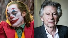 'Joker,' Roman Polanski win 2 top prizes at Venice Film Festival