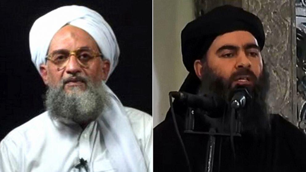 Al Qaeda Leader Al-Zawahiri Declares War on ISIS 'Caliph' Al-Baghdadi