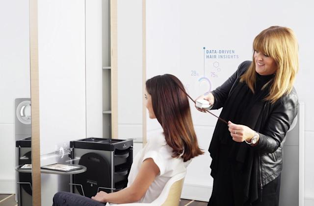 This device will tell you just how bad your hair is