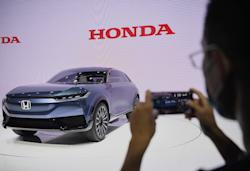 Honda will sell two electric SUVs in the US for the 2024 model year