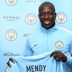 I always wanted Manchester City, says new signing Mendy