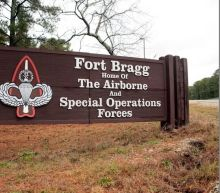 Fort Bragg's official Twitter page replied to sex worker's tweets. It wasn't a hack