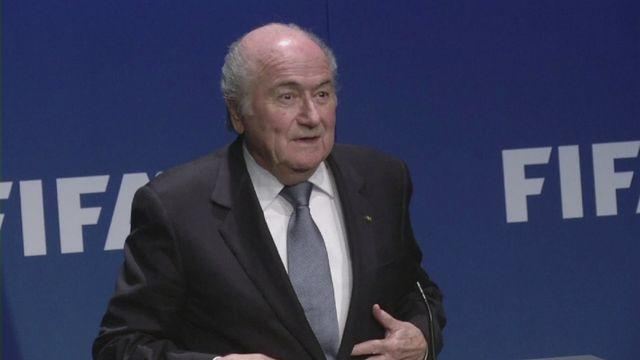 Brazil is the country of football - Blatter