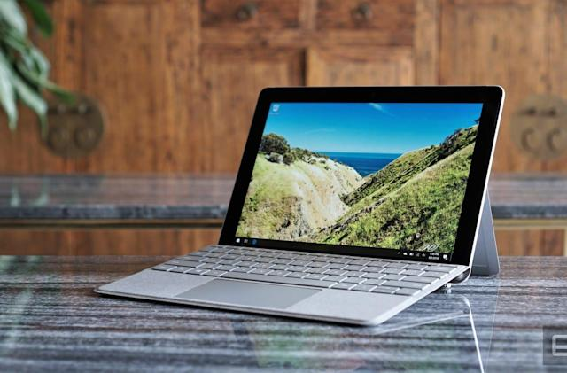 Live from Microsoft's Surface launch event