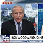 Bob Woodward Clashes With Fox News Host Over His Conclusions About Trump