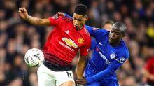 Manchester United x Chelsea   Onde assistir, prováveis escalações, horário e local; Semifinal de peso na Copa!