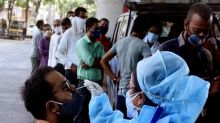 S. Africa records over 13,000 COVID-19 cases in a day
