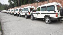 India gifts 41 ambulances, 6 school buses to Nepal on Gandhi Jayanti