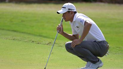 Collin Morikawa takes two-stroke lead into WGC-Workday Championship final round