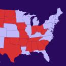 21 states now canceling federal unemployment