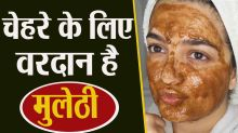 How To Use Mulethi Powder Fairness Face Pack For Oily Skin