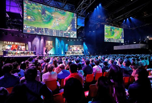 It's peak esports season: Here's how to watch the games