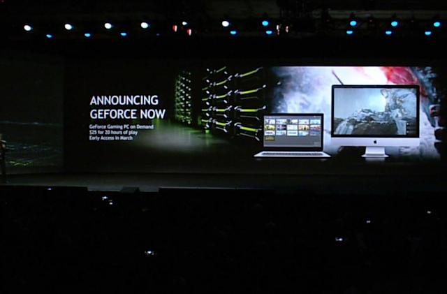 NVIDIA'sGeForce Now let me play 'The Witcher 3' on a MacBook Air