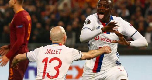Foot - C3 - 8es - Ligue Europa : Lyon perd à Rome mais se qualifie pour les quarts de finale