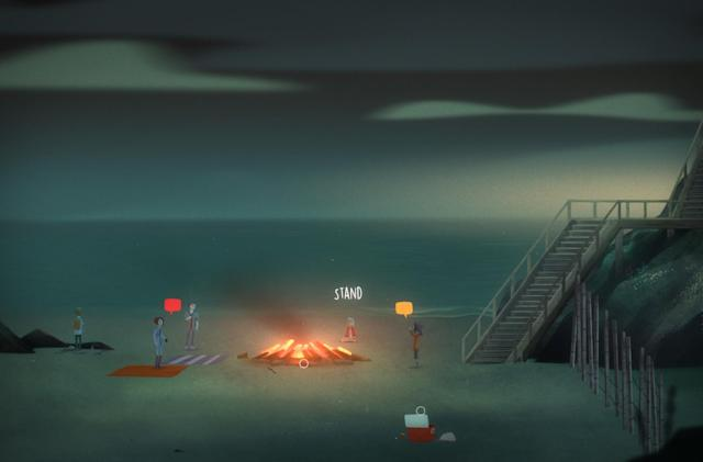 'Oxenfree' and the sweet spot of supernatural, teenage drama