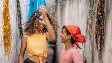 Como pular o Carnaval em casa com as crianças