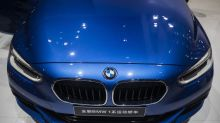 BMW Trails Mercedes, Audi in China With Sales Drop in May