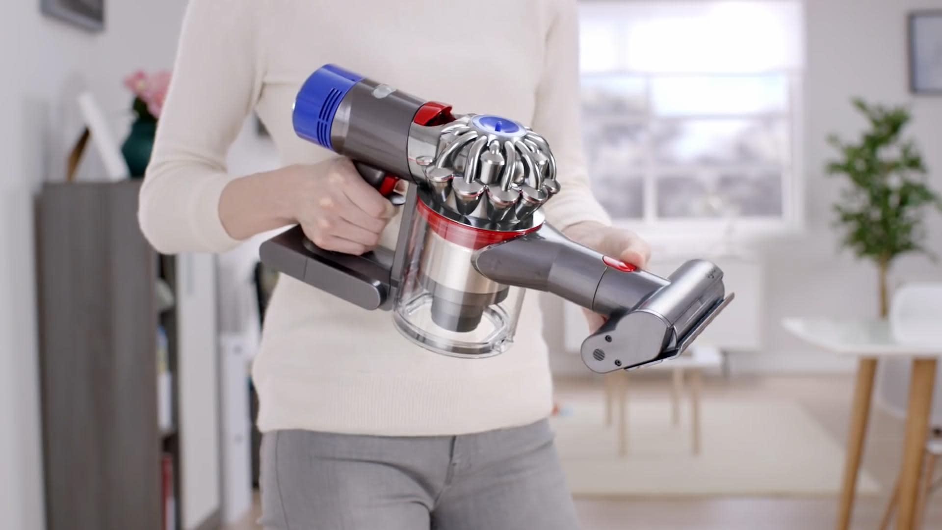 review dyson handheld vacuum