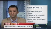 Alibaba way to play Chinese IPOs: Pro