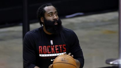 Houston fans are already trolling Harden