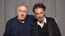 Robert De Niro reveals the movie he and Al Pacino regret making