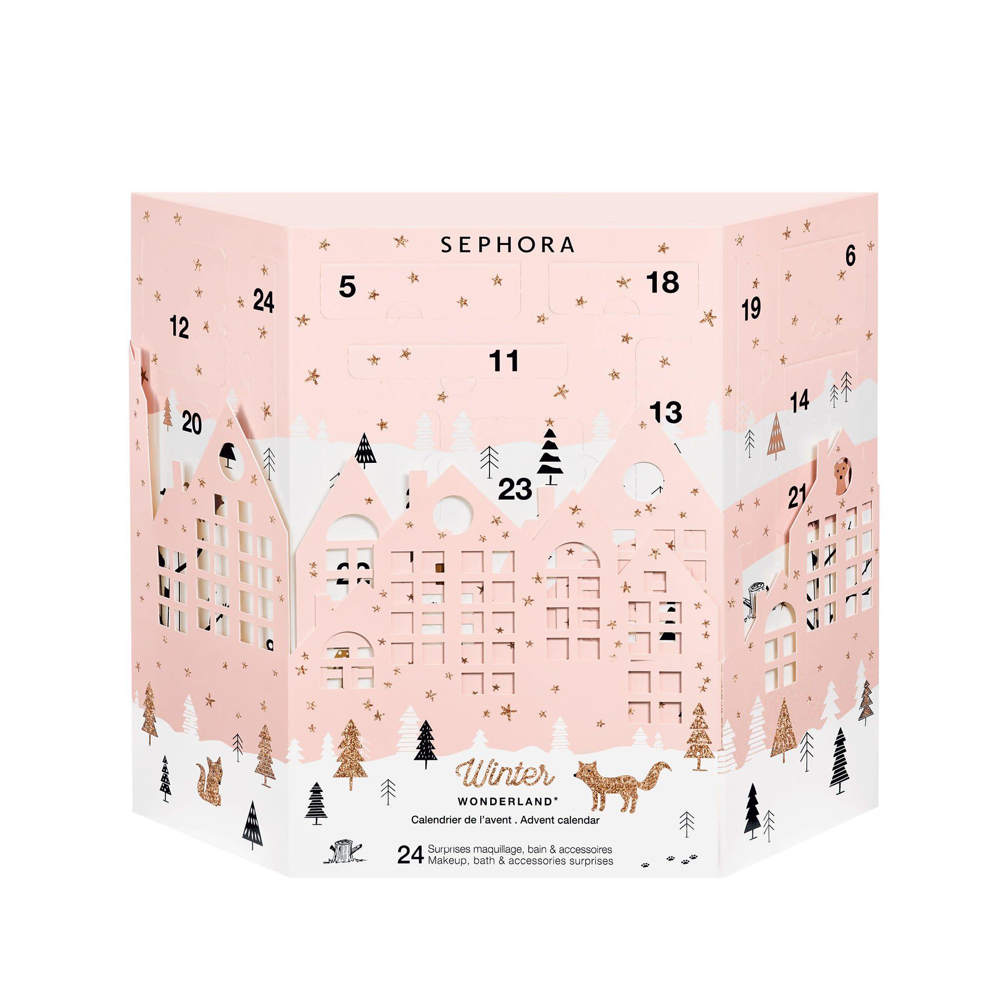 les calendriers beaut de l 39 avent pour 2017. Black Bedroom Furniture Sets. Home Design Ideas