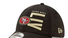 49ers Super Bowl hats make for the perfect fan gear at a low price