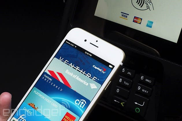 Apple Pay reportedly headed to Canada this fall
