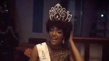 Arde Miss África: se le incendia el cabello a la ganadora en plena coronación
