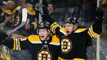 Coyle leads Bruins to OT win over Columbus