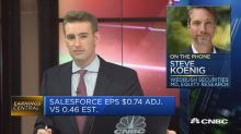 Mulesoft is a 'very smart acquisition' for Salesforce: Re...