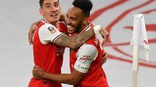 Foot - ANG - Cup - Cup: Arsenal en finale après avoir dominé Manchester City