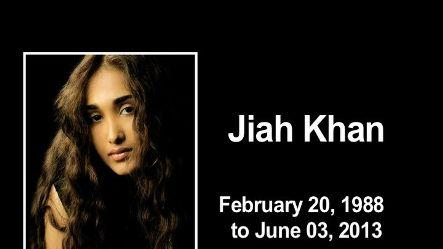 Actress Jiah Khan commits suicide at her residence
