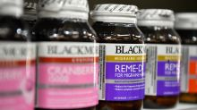 Blackmores stock slumps 23% on virus hit