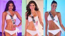 "Las ""misses"" latinas se destapan en Miss Universo; ¡mira qué figuras!"
