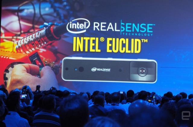Intel buys Movidius to build the future of computer vision