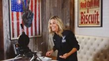 How to make chef Cat Cora's bacon-cheddar waffles