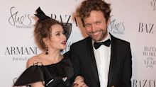 Helena Bonham Carter opens up on 'happy' new romance with toy boy Rye Dag Holmboe