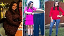 Takeaway-loving woman drops 10 dress sizes after holiday of a lifetime 'ruined' by weight