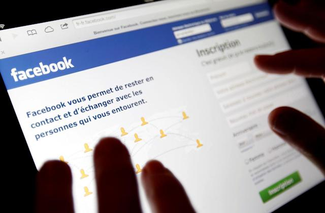 Facebook helped blunt Russian meddling in French elections