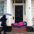 Extra £82m a year needed to end rough sleeping by 2024, report says