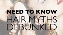 5 Top Hair Myths Debunked