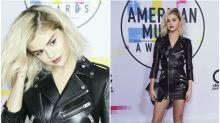 Selena Gomez estrena nuevo look en los American Music Awards 2017