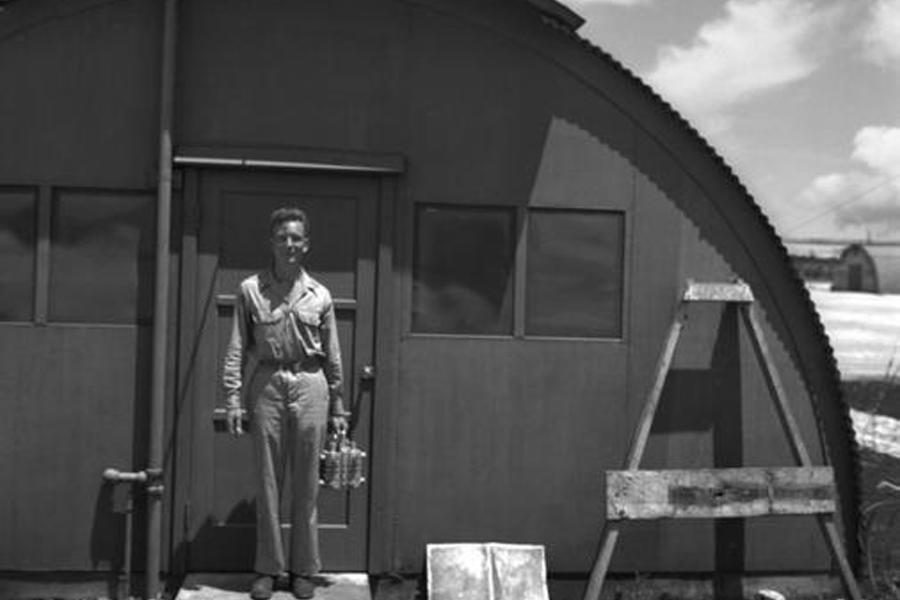 Meet the Only Man to Witness All 3 WWII Atomic Bomb Blasts