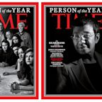 The Story Behind TIME's 2018 Person of the Year Covers