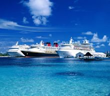 Why Every Cruise Stock in the Water Just Popped