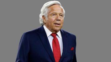 Kraft releases first statement since arrest