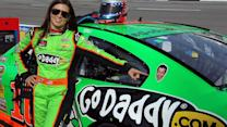 GoDaddy and Danica Patrick split up